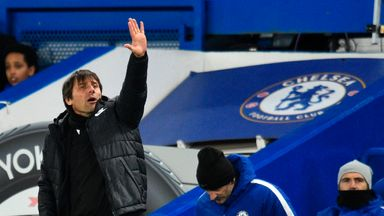 fifa live scores - Antonio Conte thanks Chelsea fans for their support during West Brom win