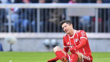 fifa live scores -                               Bundesliga: Hertha halt Bayern's charge