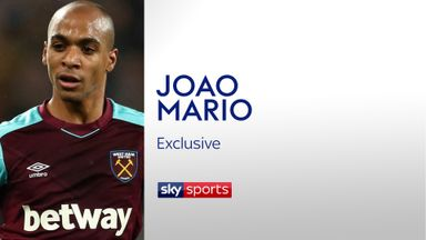 fifa live scores - Joao Mario reveals Jose Fonte convinced him to move to West Ham
