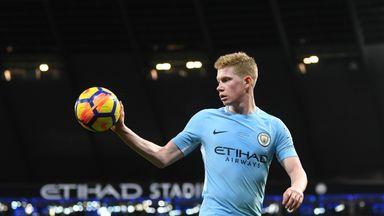 fifa live scores - European Paper Talk: Kevin De Bruyne a Real Madrid target and Juventus want Gareth Bale