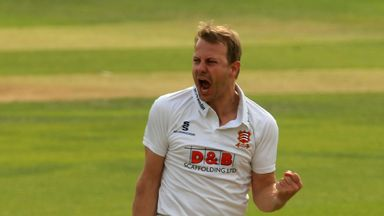 Neil Wagner will be back in action for Essex this summer