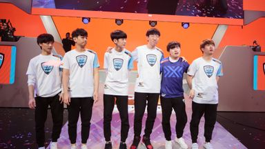 London Spitfire recently won season one of the Overwatch League
