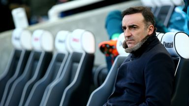 fifa live scores -                               Carvalhal: My big bet failed
