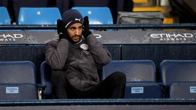 fifa live scores - Man City and Leicester talks over Riyad Mahrez began a week before Deadline Day