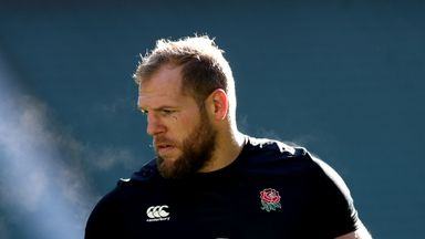 James Haskell was suspended for England's first two Six Nations matches