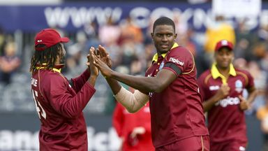 Chris Gayle and Jason Holder are in the Windies squad for the World Cup Qualifier