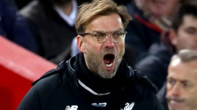 fifa live scores - Jurgen Klopp will not rest Liverpool players against Porto, despite upcoming Manchester United clash
