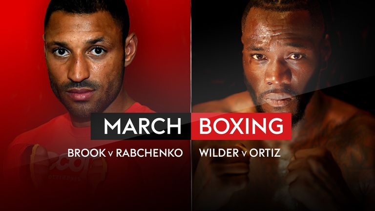 March Boxing