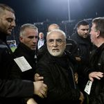 PAOK Salonika president Ivan Savvidis apologises over Sunday pitch invasion