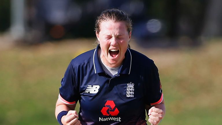 England's Word Cup hero, Anya Shrubsole, will be a key cog in 2018