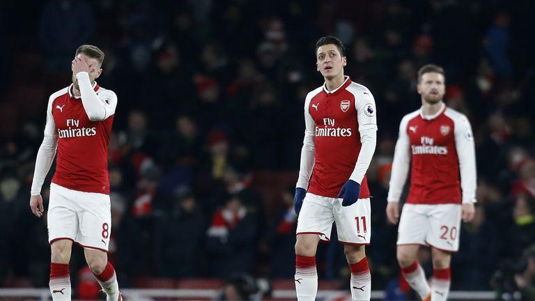 Arsenal sponsors mock Wenger, Aubameyang, Mkhitaryan
