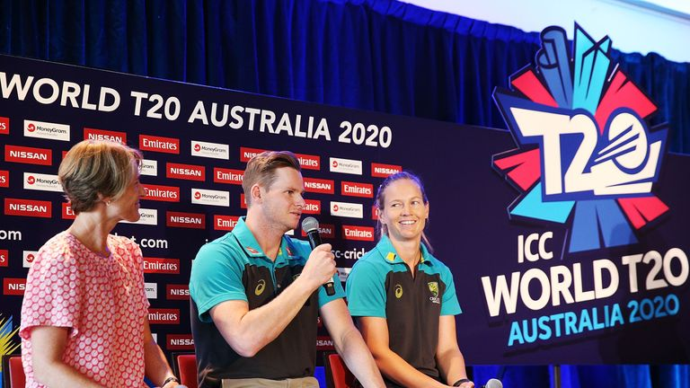 The 2020 Women's World T20 in Australia will be the first standalone tournament, held six months before the men's competition