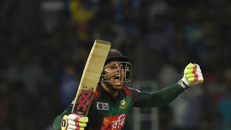 Bangladesh shock Sri Lanka by 5 wickets