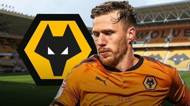 Barry Douglas and his left foot have been a huge part of Wolves' success