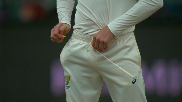 Bancroft was caught ball-tampering with sandpaper in South Africa