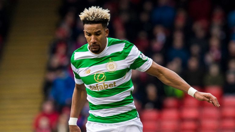 Celtic winger Scott Sinclair verbally assaulted at Glasgow Airport