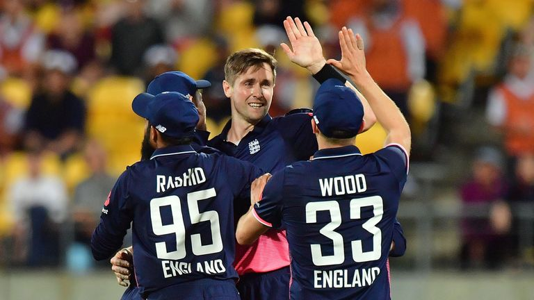 Chris Woakes was named player of the series but how did Rob Key rate him?