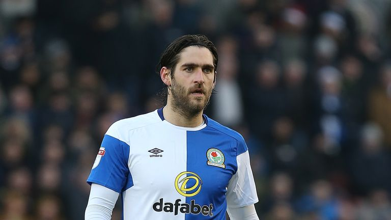 Danny Graham has scored 37 goals in 106 games for Rovers