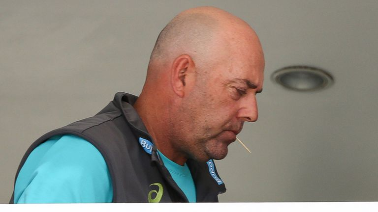 Australia coach Darren Lehmann announces 'shock resignation' after ball-tampering scandal