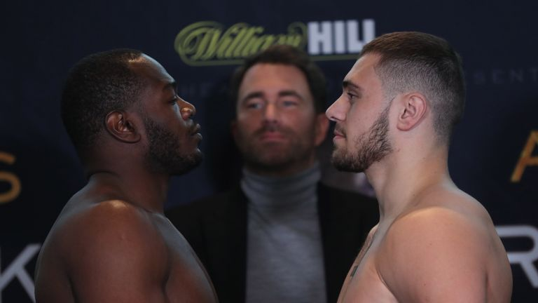 Lenroy Thomas defends Commonwealth belt in rematch with David Allen