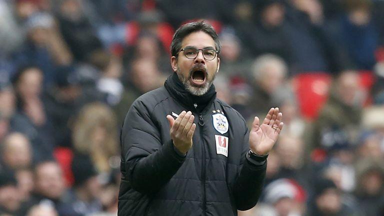 David Wagner Huddersfield
