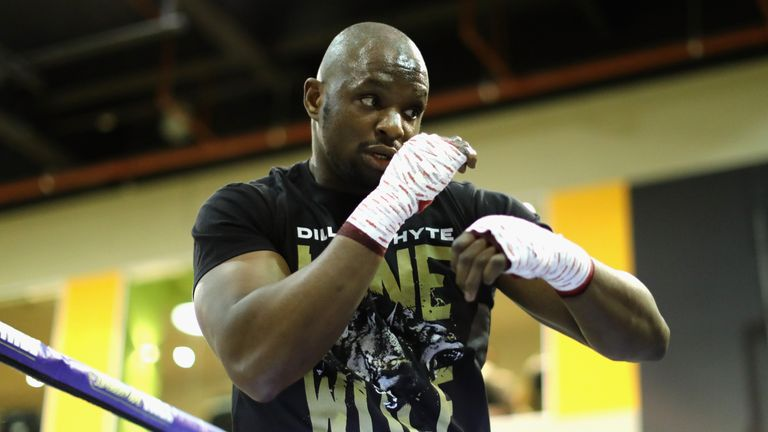 Dillian Whyte Brutally Scores Sixth Round Knockout Of Lucas Browne