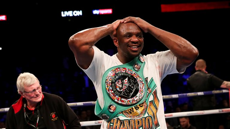 Dillian Whyte sets sights on Deontay Wilder after win