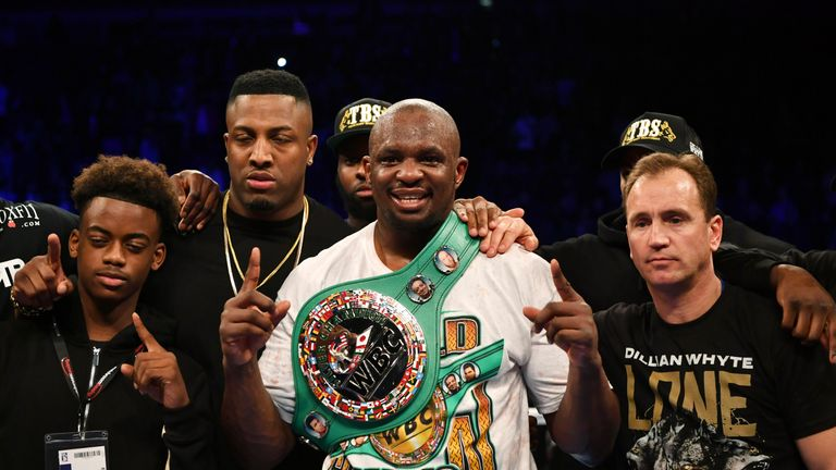 'The Body Snatcher' has battled his way up the WBC rankings
