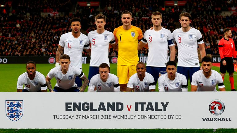 Southgate reveals why he'll name World Cup squad early