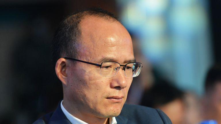 Guo Guanchang is the owner of Fosun International