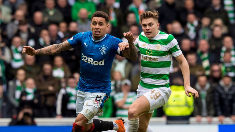 Celtic and Rangers will meet live on Sky Sports on May 29