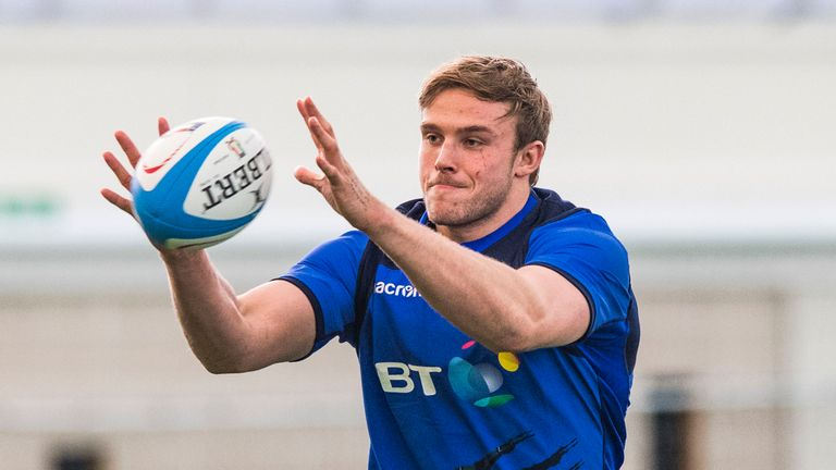 Jonny Gray is disappointed with Scotland's Six Nations campaign