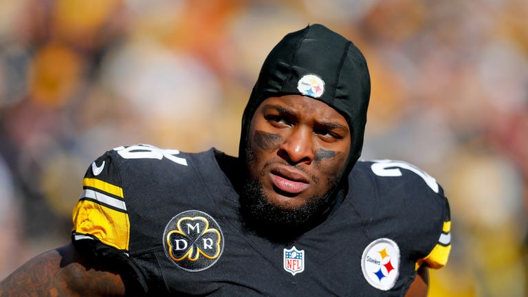 Bell was placed under a franchise tag for the second successive season
