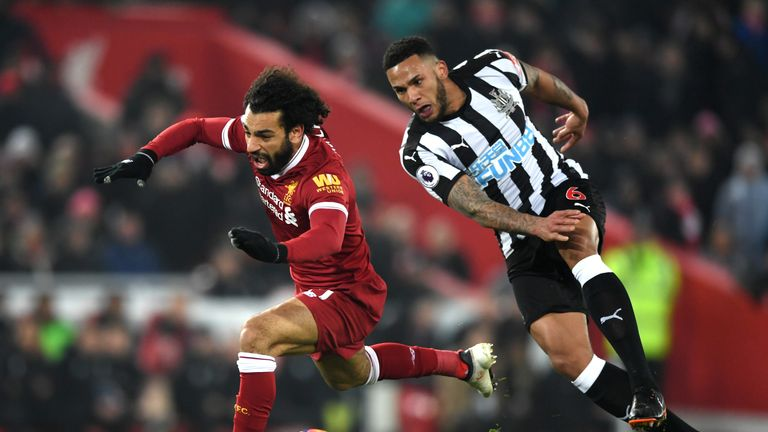 Liverpool against Newcastle typically throws up some classics