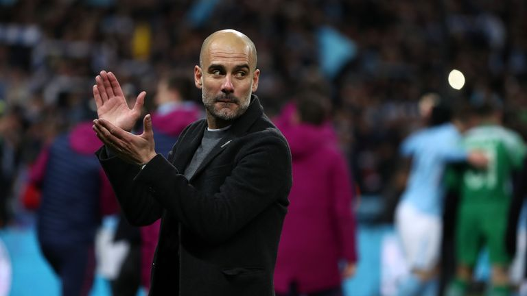 Guardiola plays down talk of new City contract