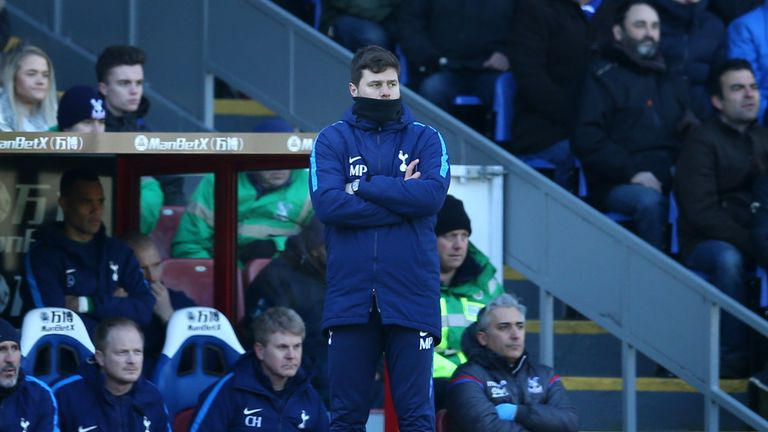 Tottenham manager Mauricio Pochettino must make a decision over his defence