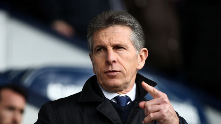 Puel rues ´harsh´ Ndidi red card in Leicester´s win at Brighton