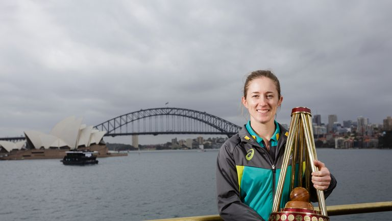 Rachael Haynes led Australia to victory in the Women's Ashes with Meg Lanning sidelined through injury