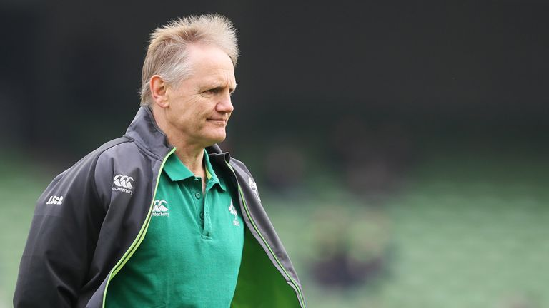 Ireland and Joe Schmidt are favourites to make it to Twickenham for their final test against England unbeaten