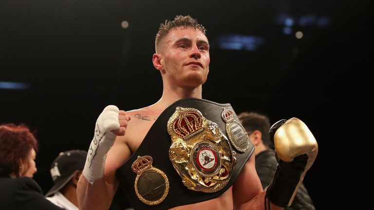 Ryan Burnett is one of the four world champions in the new WBSS