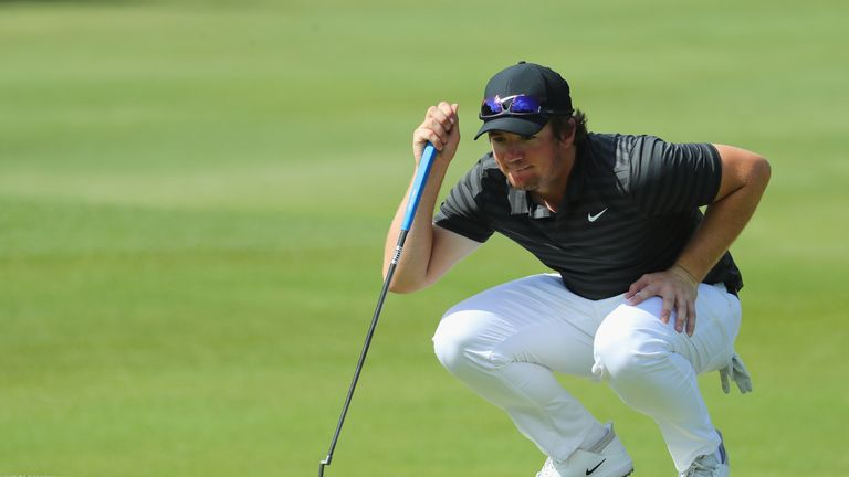 Sam Horsfield is chasing his first European Tour victory