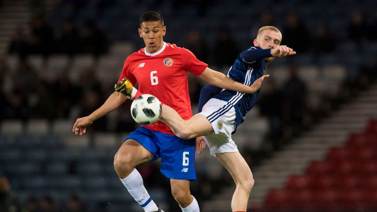 Mexico ease past Scotland in penultimate warm-up game