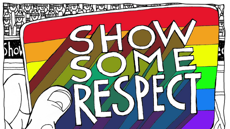show some respect Show some respect lyrics: i made a resolution and i plan to keep my word / but i need you to make it work / you've got to read the message / understand what's on my mind / 'cause not to see.