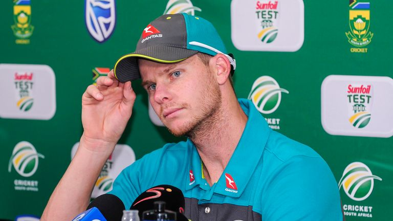 Steve Smith and his leadership team have admitted to ball tampering in the third Test against South Africa