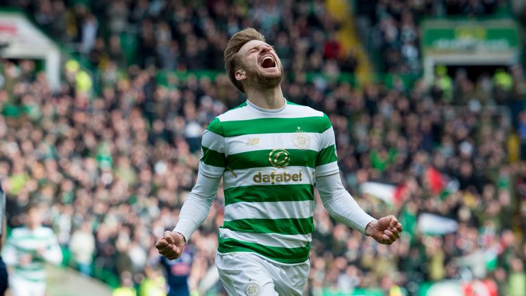 Stuart Armstrong: Celtic & Southampton agree terms for Scotland midfielder