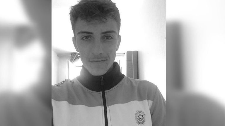 French Ligue 2 teenage midfielder Thomas Rodriguez dies