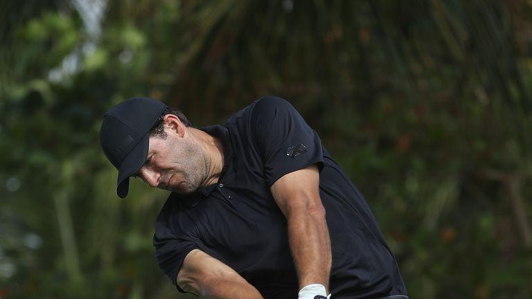 Former NFL quarterback Romo shoots 77 in PGA Tour debut