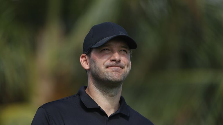 Tony Romo has rough finishing stretch in PGA Tour debut