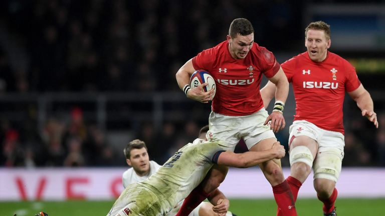 Wales face South Africa and Argentina in next month's summer Tests
