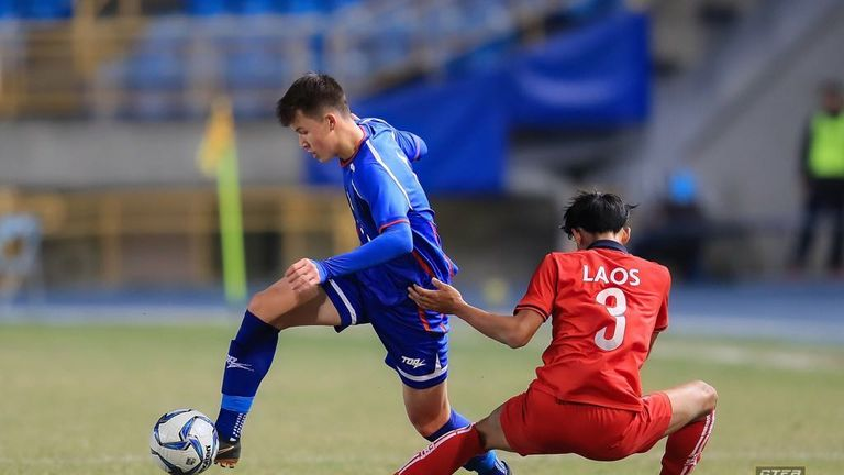 Donkin has now made four senior international appearances [Credit: CTFA]